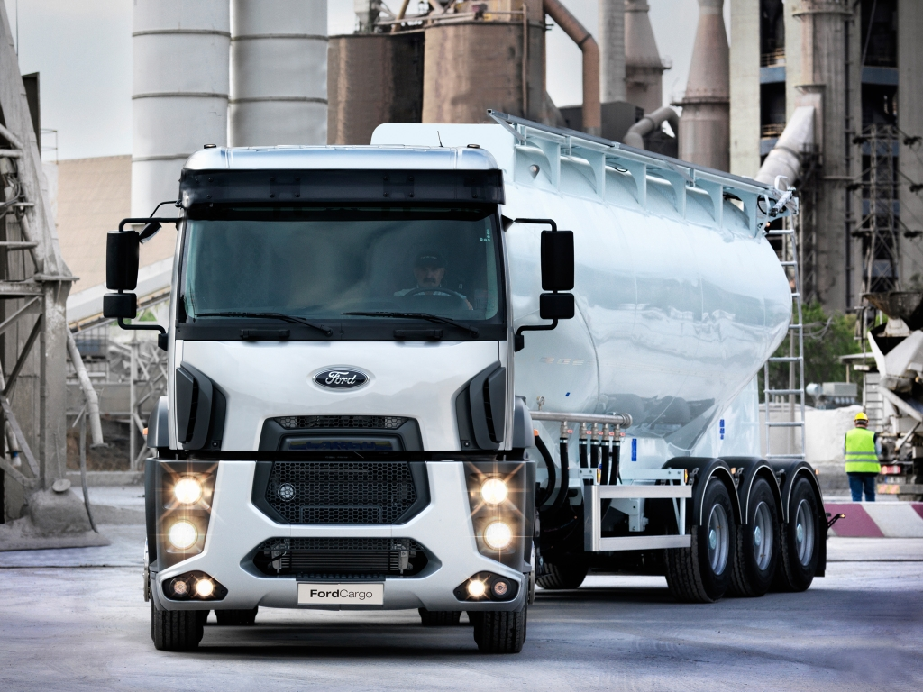 Ford Cargo 1848 T Euro 6