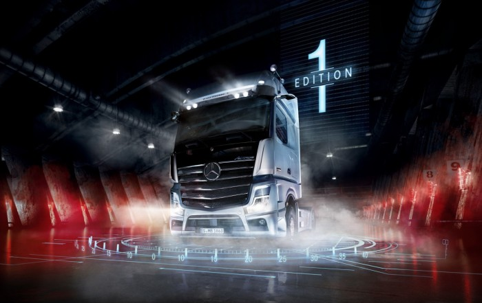 Actros Edition 1