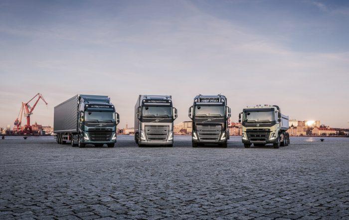 nuovi Volvo Trucks