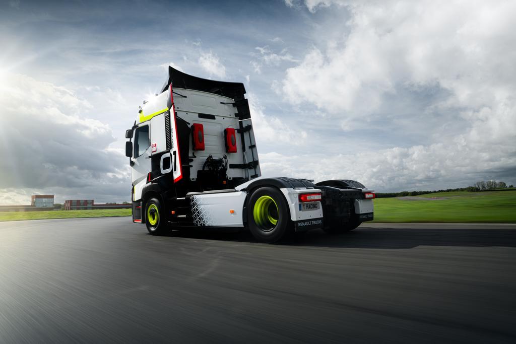 Renault Truck T 01