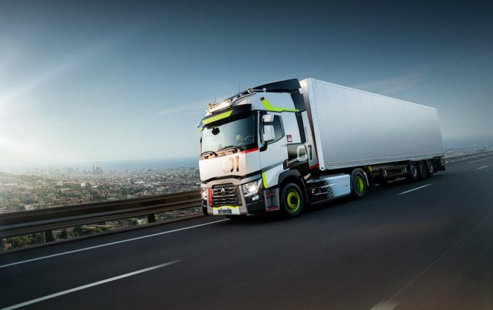 Renault Trucks T 01