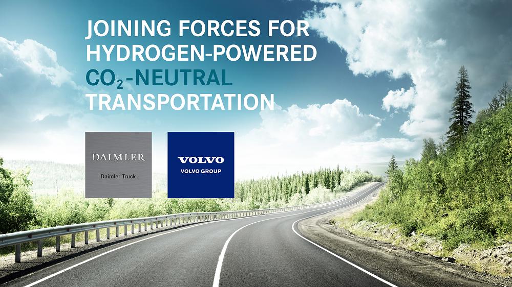 Volvo e Daimler