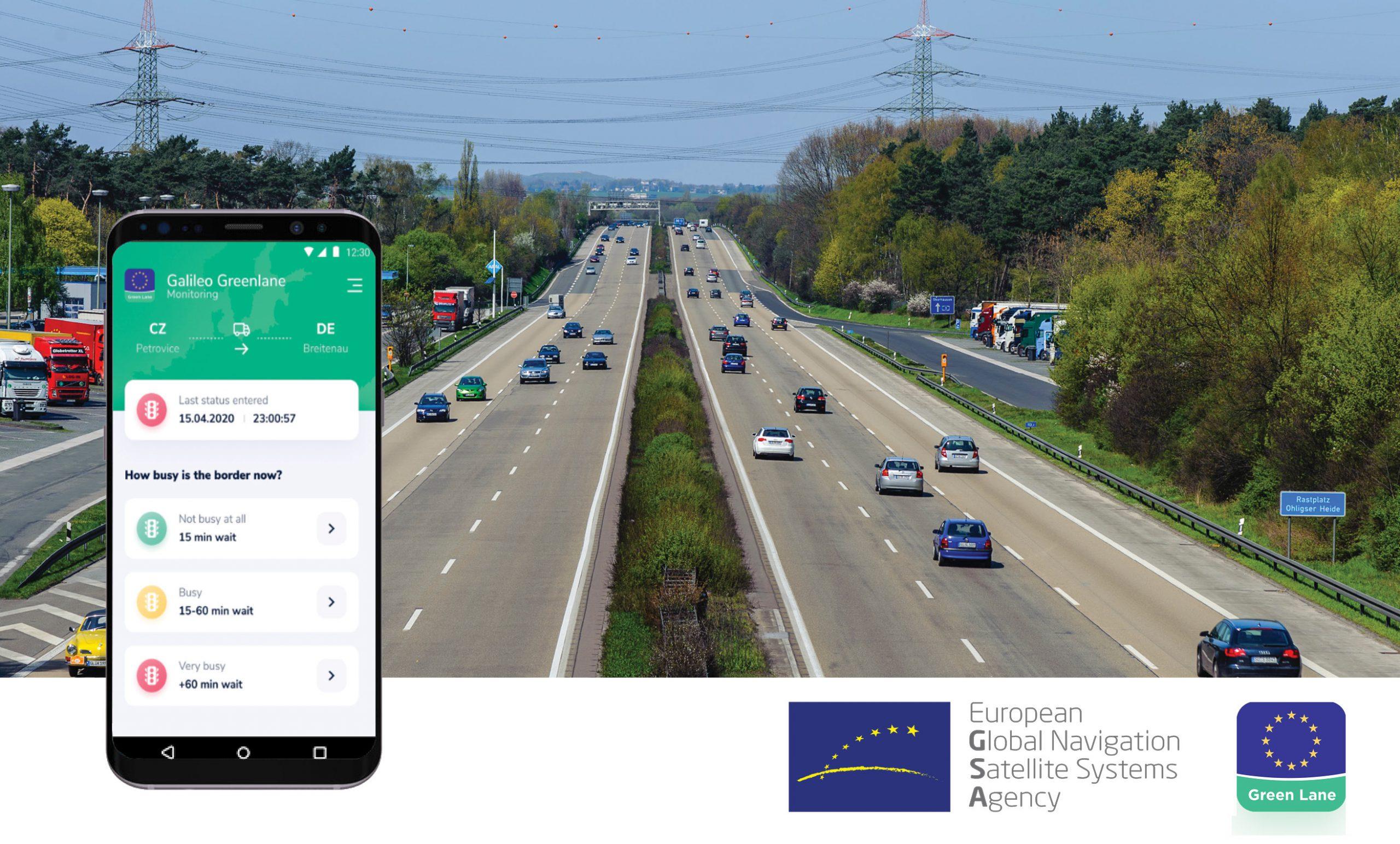 Green Lane Galileo