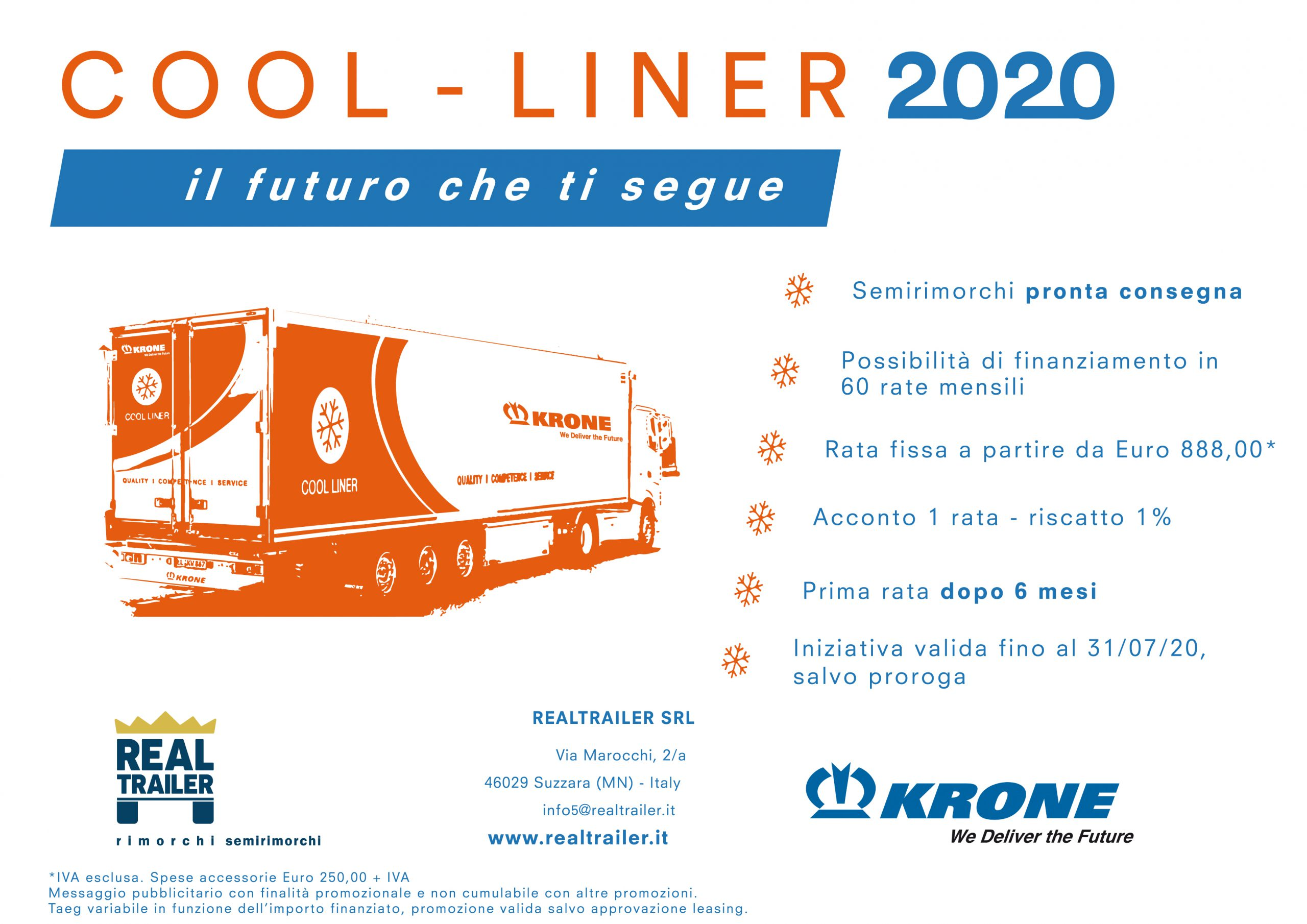 Cool Liner 2020