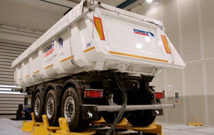 La gamma Heavy di Schmitz Cargobull è progetta per impieghi pesanti