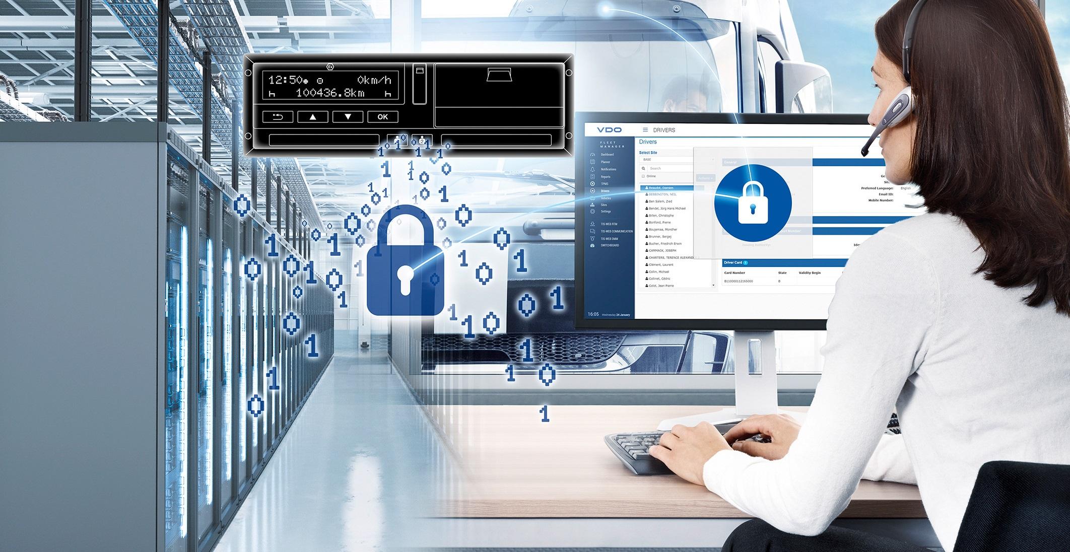 La gestione dei dati forniti da Continental è la base per nuovi modelli di business