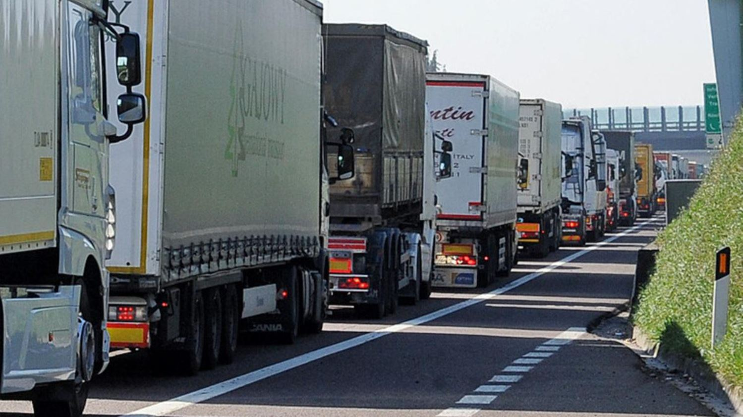 traffico camion
