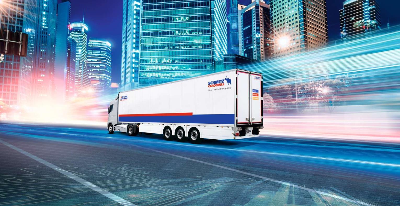 Schmitz Cargobull implementa il pacchetto Trailer Service Basic per ogni trasportatore