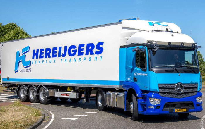 Bas Logistics ha scelto Kässbohrer