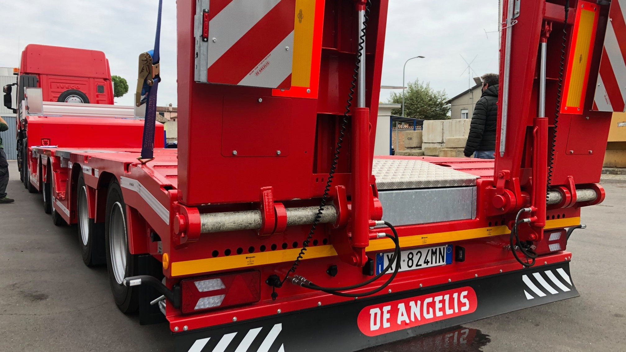 La cura dei dettagli di De Angelis è apprezzata dai clienti