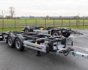 Schmitz Cargobull allarga la propria gamma con nuovi rimorchi per container compatti