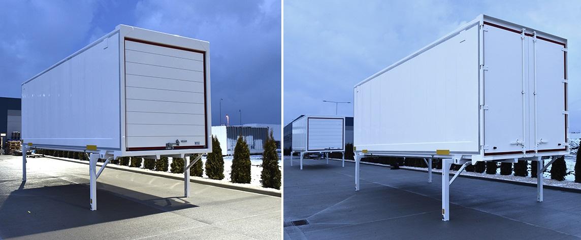 I nuovi container compatti di Schmitz Cargobull puntano a qualità e polivalenza