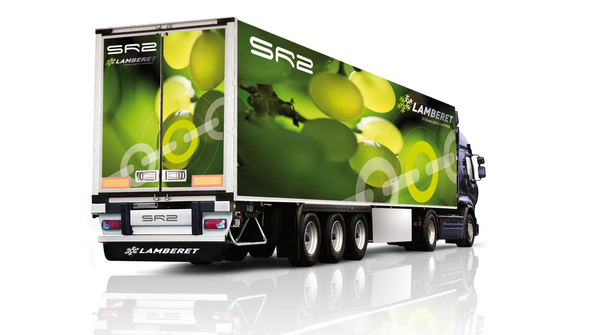 La gamma SR2 Green Liner di Lamberet è un punto di riferimento nel mercato