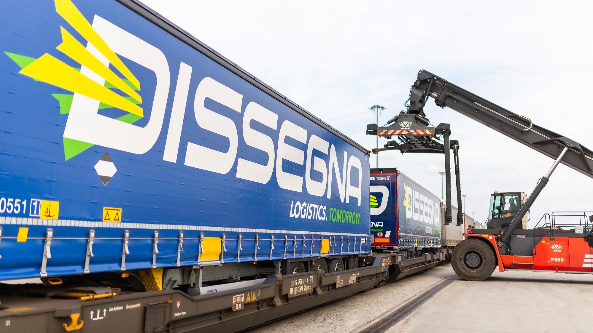 Schmitz Cargobull ha fornito 600 semirimorchi per il trasporto strada-ferrovia