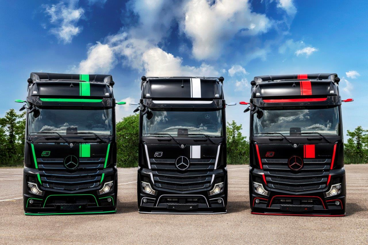 Actros R5