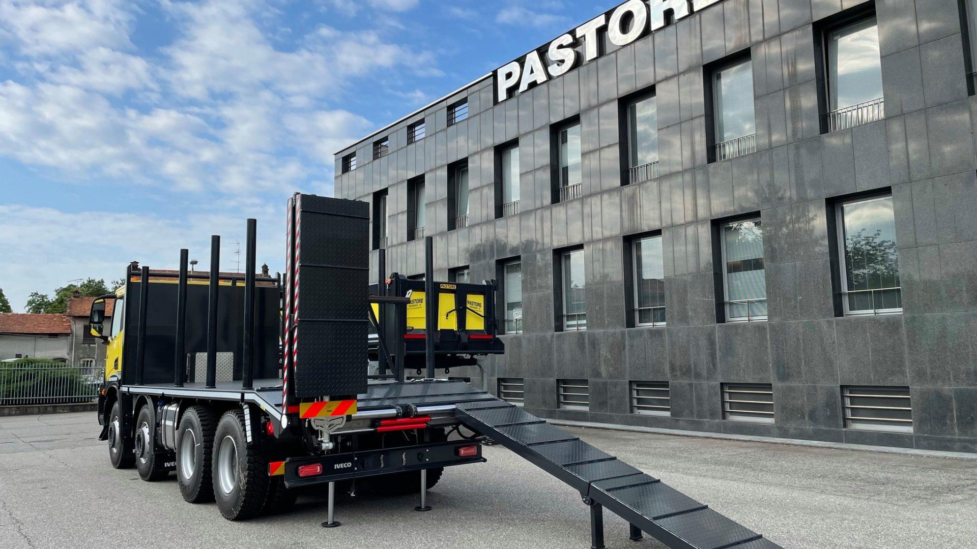 Carrozzeria Pastore ha come principale obiettivo la sicurezza di azionamento