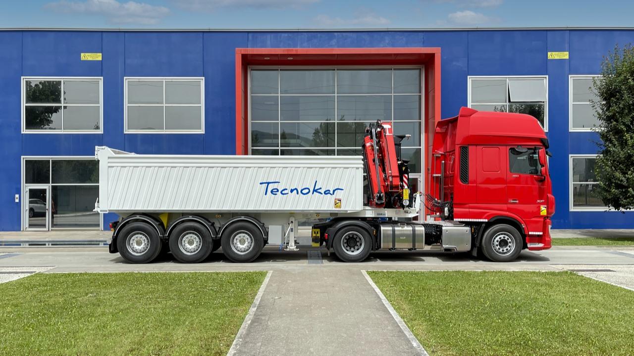 La flessibilità di Tecnokar non rinuncia alla robustezza
